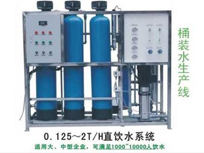 0.125吨反渗透水设备