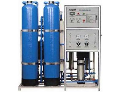 反渗透水设备400加不锈钢豪华式