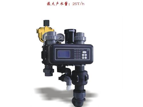 RF20双罐侧装阀
