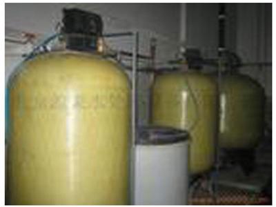 20吨H软化水设备4