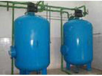 软化水分别再生,同时供水系统