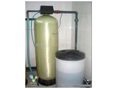 单罐2吨H软化水设备