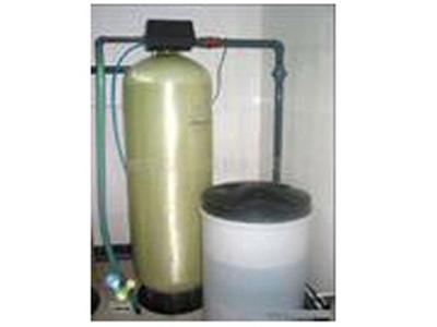2850流量型单罐软化水设备