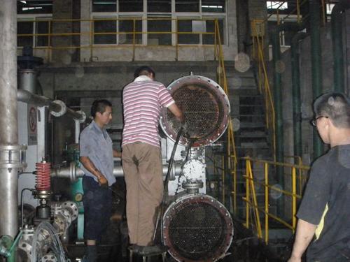 钢厂冷却器维修
